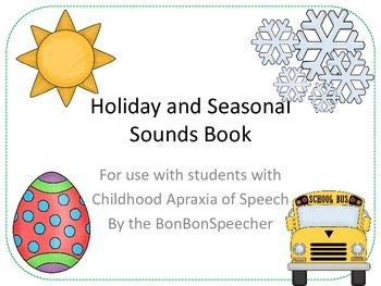 Holiday and Seasonal Sounds Book