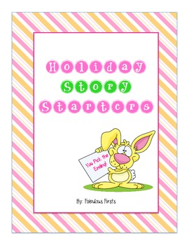 Holiday story starters
