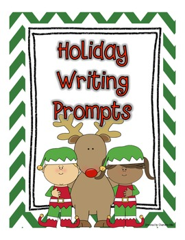 Holiday/Christmas Writing Prompts