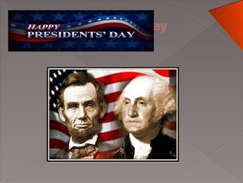 Holidays & Anniversaries - President's Day