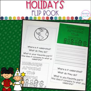 Holidays Around The World Flip Book