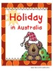 Holidays Around the World/ Christmas Around the World Info