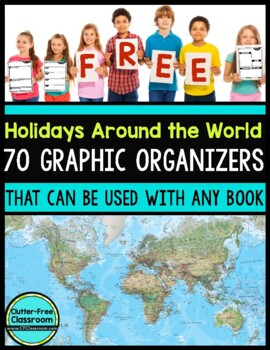 Holidays Around the World FREEBIE : A Gift from The Clutte