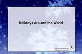 Holidays Around the World Flipchart