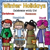 Holidays Around the World (Hanukkah, Diwali, Kwanzaa, and