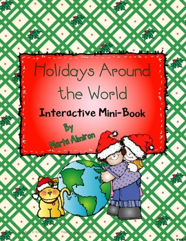Holidays Around the World - Interactive Mini-Book