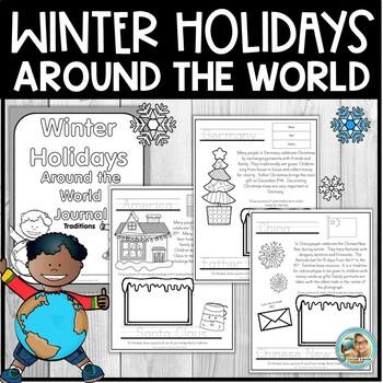 Holidays Around the World Journal