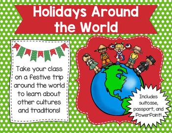 Holidays Around the World Mini-Unit