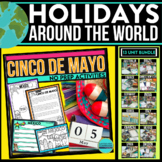 Holidays Around the World Activities | Christmas Around th