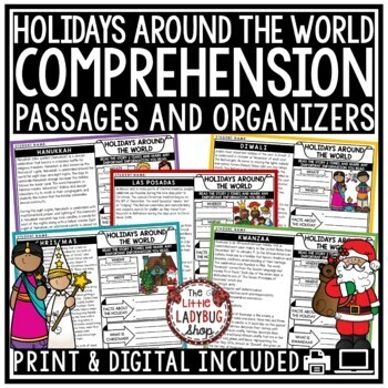 Holidays Around the World - Reading Comprehension Passages