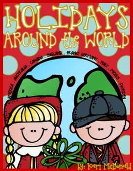 Holidays Around the World Unit: A Celebration of Christmas