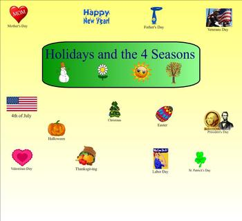 Holidays and the Four Seasons