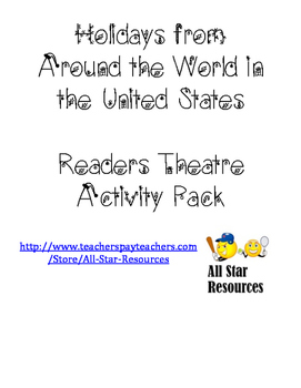 Holidays from Around the World in the US Readers Theatre A