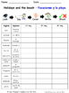 Holidays in Spanish Spelling Worksheets