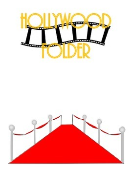 Hollywood Folder Cover