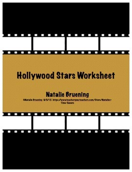 Hollywood: Get to Know You
