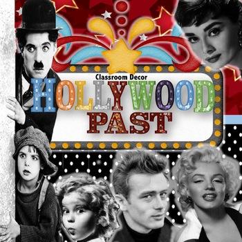 Hollywood MEGA bundle-Glamorous Past-EDITABLE!