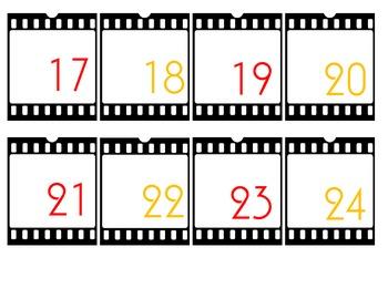 Hollywood-Movie Packet Set