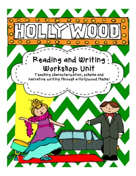Hollywood Reading and Writing Workshop Unit