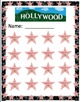 Hollywood Star Sticker Chart