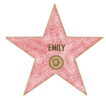 Hollywood Stars (Editable)