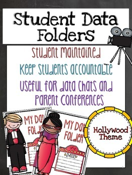 Hollywood Student Data Binder