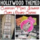 Hollywood Themed Classroom Money, Rewards & Behavior Chart