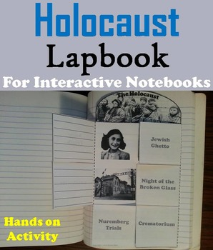 Holocaust Unit Activity (with Anne Frank)