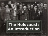Holocaust Introduction PowerPoint
