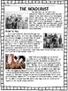 Holocaust Overview Reading Comprehension Worksheet, World