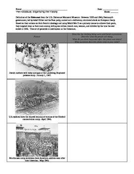 Holocaust Photo Analysis
