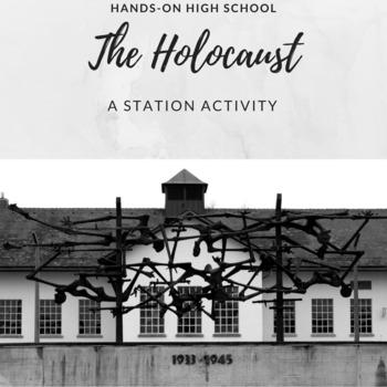 Holocaust Station Activity