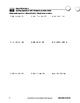 Holt McDougal Algebra 1 Sections 2.4 - 2.6 Notes and Class
