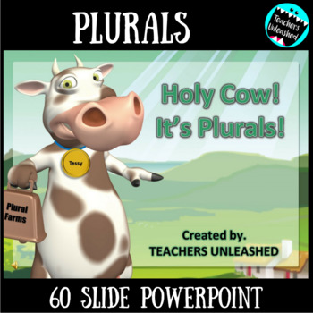 Plurals PowerPoint Lesson