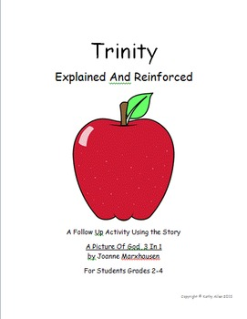 """""""Holy Trinity"""" - 3 Persons In 1 God Explained"""