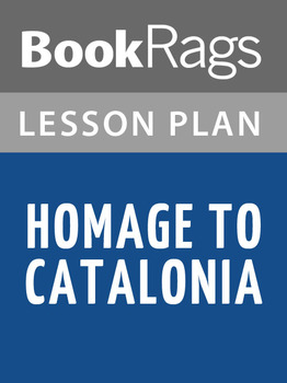 Homage to Catalonia Lesson Plans