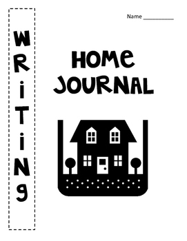 Home Writing Journal