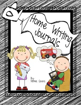 Home Writing Journals