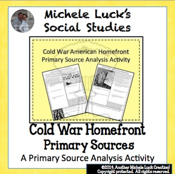 Homefront America in the Cold War