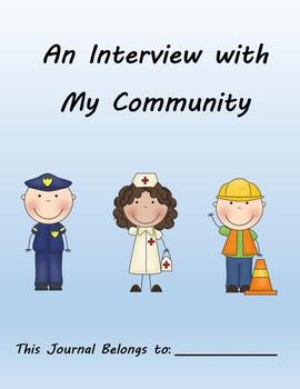 Homeschool Community Interview Journal