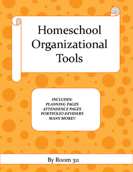 Homeschool Organizational Tools
