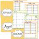 Homeschool Planner and Organizer: Cream Colors
