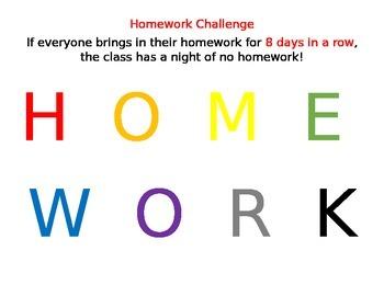 Homework Challenge