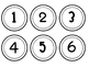 Homework Club Circle Numbers