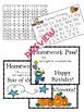 Homework Folder and Newsletters