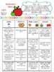 Homework Menu-Differentiated homework