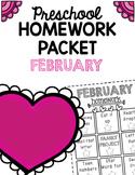 Homework Packet- February
