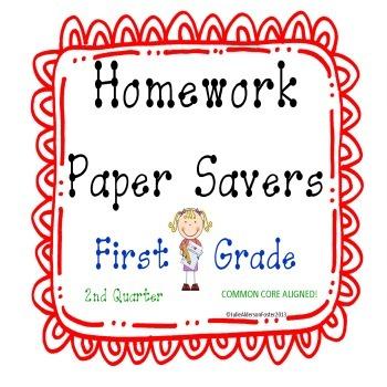 Homework Papersavers 2