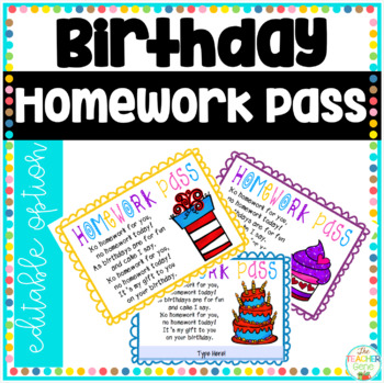 Spring Break Homework Packet  rd and  th Grade by Amanda Garcia     Teachers Pay Teachers Valentine Homework Pass FREEBIE