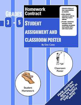 Homework Quality Contract: A Student Assignment and Classr